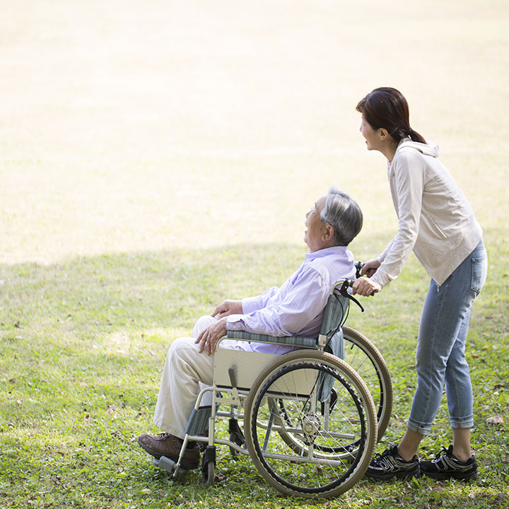 おすすめの業界:介護業界